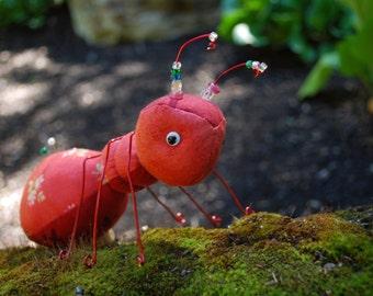 Picnic Ant Pincushion Pattern