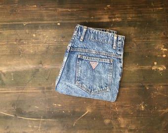 Guess Frayed Cutoff Shorts