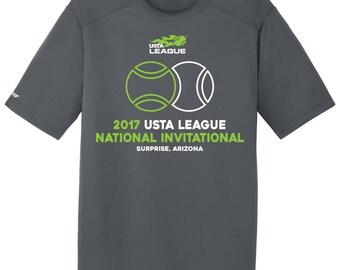 2017 Mens USTA National Invitational Posicharge Tshirt