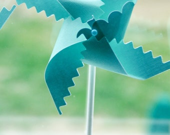 Breakfast at tiffanys decorations, breakfast at tiffanys party decorations Robins Egg Blue Wedding Pinwheel Favors 12 - mini pinwheels
