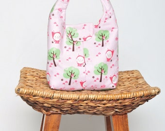 Insulated Lunch Bag - Little Red Riding Hood