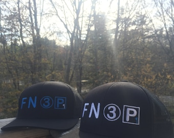 FN3P Snapback Golf Hat - Multiple Colors