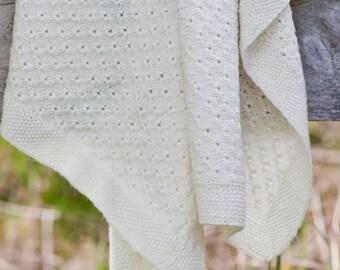 Starlit Blanket - PDF knitting pattern
