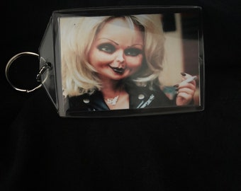 Bride of Chucky Keychain