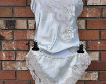 Vintage Lingerie Sleep Set