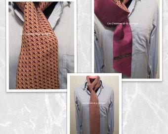 Skinny ' man scarf