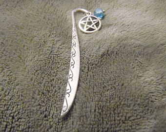 Pentacle and Charm Necklace