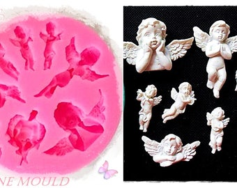 ANGELS... 29 / Silicone mould