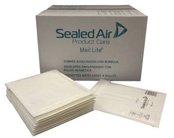 Mail Lites White padded bubble envepoles / BAGS ALL SIZES
