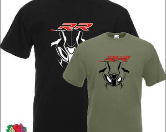 S1000RR T-shirt for BMW fans Motorcycle shirt S 1000 RR