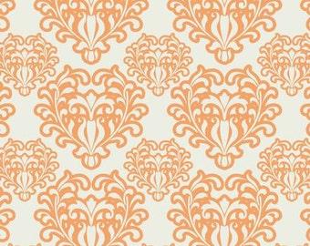 SALE Art Gallery Fabric 100% cotton Essentials Passionate Spirit Peach Dressmaking Fabric