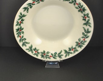 Formalities by Baum Brothers Christmas Set, Bowl