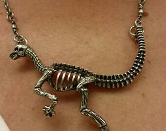 Dinosaur Chain Necklace