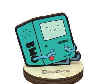 Beemo | Adventure time Figurine on a stand charm