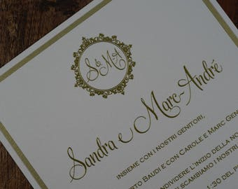 Traditional Wedding invitation, Traditional Invitation, Traditional Wedding Invitations, Beautiful wedding invitations, Beautiful invitation