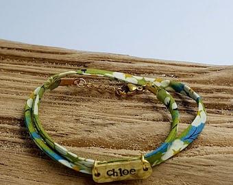 Liberty personalize bracelet