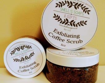 Exfoliating Coffee Scrub