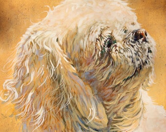 Miss Maples..fur-baby dog,cat,any pet portaits done in acrylics/pastel/oils..sizes 6x6 to 24x30..pricing start at 250-800