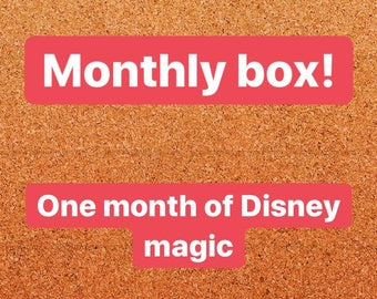 One Monthly Box