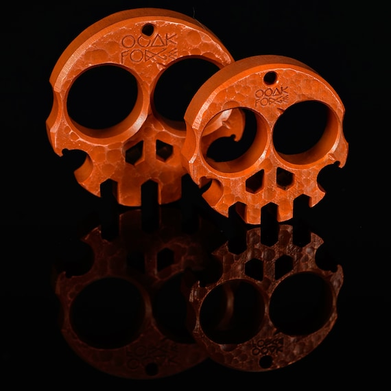 """Compact Copper Skully Multi-Tool, .5"""""""