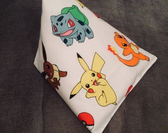 Pokemon Ipad cushion. Support stand