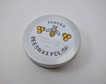 Dugoed Beeswax Polish. Scentless. 50g