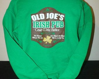 Widespread Panic Old Joe's Irish Pub Hoodie