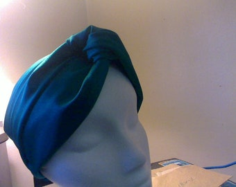 Headband Turban with knot and twist