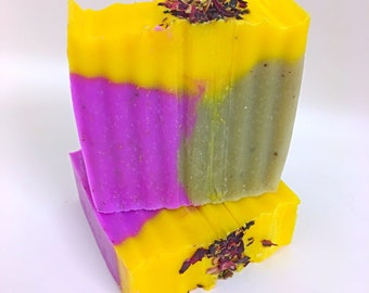 Citrus Basil Delight Soap
