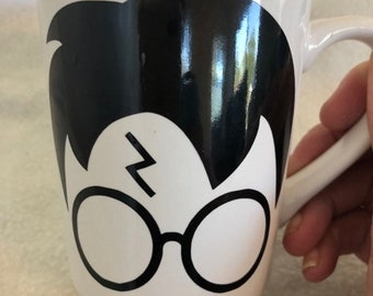 Harry Potter Moldus Mug