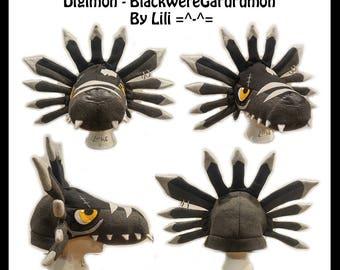 Digimon - BlackWereGarurumon