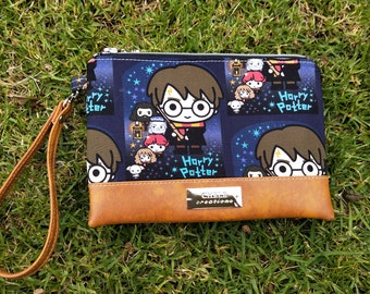 Pouch Bag - Harry Potter (slight imperfection)