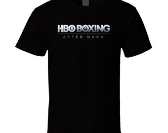 Boxing After Dark Tv Series Fan T Shirt
