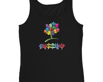 Autism Awareness Tank Top