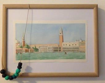 Venezia Polka Necklace