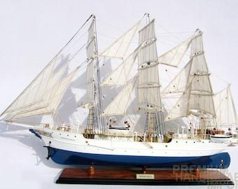 Christian Radich Tall-Ship model