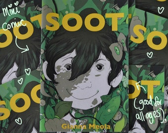 Soot Comic (on sale!)
