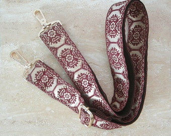150cm Wine Fabric Strap for Bag