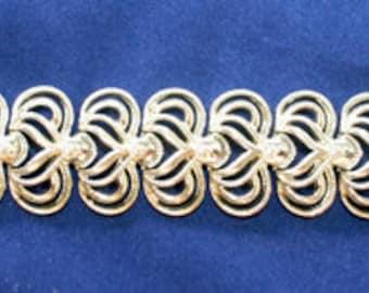 Vintage Bracelet CORO Open Work Bracelet 1950s Stunning