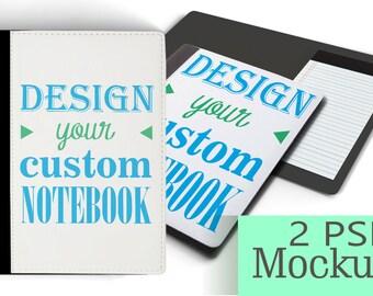 Personalized NoteBook  Mockup/Customised DIY