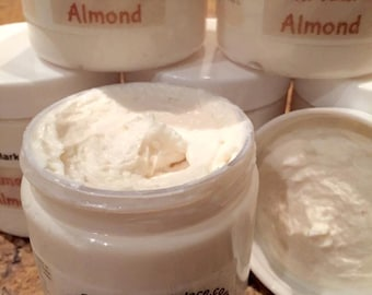 Whipped Soap, Oatmeal & Almond shower smoothie by BooN, LUSH, 8 ounce, Lotion, Soap