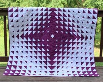 Ripple Quilt Pattern