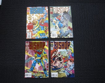 Bishop 4 issue limited series