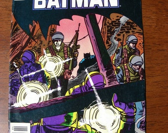 Batman #406 FN Year One 1987, Frank Miller, David Mazzucchelli, DC Comics