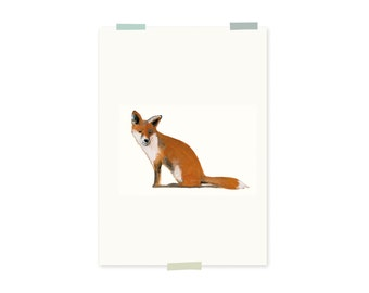 Print 'Fox'