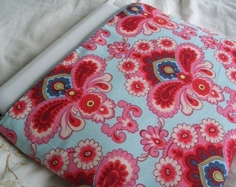 Netbook or Mini-Laptop Sleeve - French Wallpaper