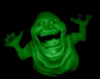 Slimer Ghostbusters Glow in the Dark Soap