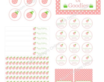 Food Extras- Love Bug Collection by Bloom