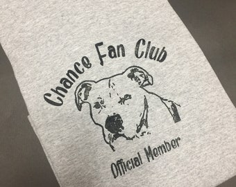 Chance the Therapit Fan Club Shirt- Kid Size