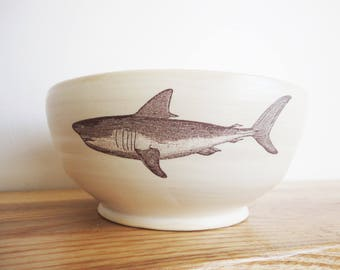 Great White Shark Bowl